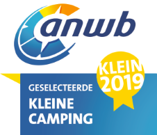 ANWB klein camping 2019 certificaat